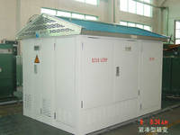 Compact Pre-fabricated Substation