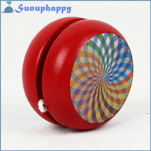 Wholesale Yoyo: Wholesale Custom Wooden Yoyo Ball