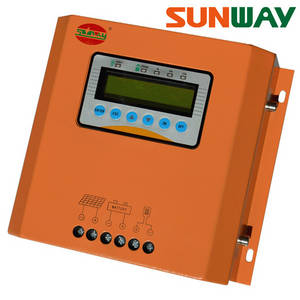Wholesale resetter: 12V/24V/36V/48V 10A/20A/30A/40A/50A/60A PWM Solar Charge Controller