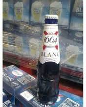 Wholesale premium: Premium Kronenbourg 1664 Blanc Beer in Blue 25cl and 33cl