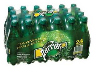 Wholesale water: Perrier Natural Sparkling Mineral Water 330ml Bottle Carton 24