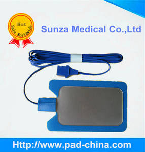 Wholesale electrosurgical: Electrosurgical  Plate  with Cable for Kid