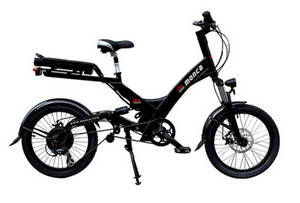 Wholesale frame bike: 20 Inch 350W 36V 10.4AH Folding Electric Bike E-bike Frame ASB-EB-03