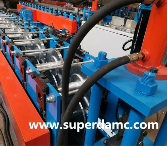 Sell metal frame roll forming production line