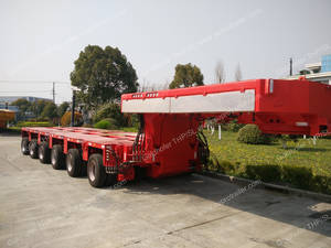 Wholesale Trailer: Self Proeplled Modular Trailer,  SPMT Trailer,  SPMT Transporter