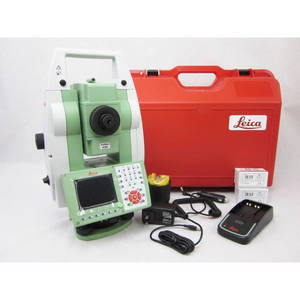 Used Leica TS15P 1 R1000 Robotic Total Station