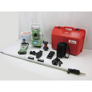 Used Leica TCRP1203+ R400 3 Robotic Total Station