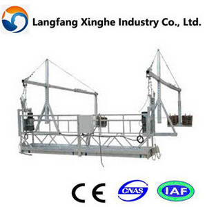 Wholesale suspended platform: Suspended Access Platform/Suspended Working Platform/ Suspended Scaffolding
