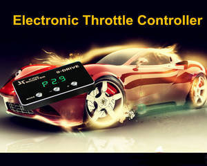 Wholesale car electronics: Car Parts Electronic Throttle Controller Pedal Tuningbox for TOYOTA COROLLA