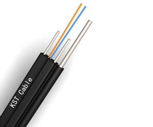 Wholesale ftth fiber: Fiber To the Home Aerial Drop Cable(Self Support FTTH)