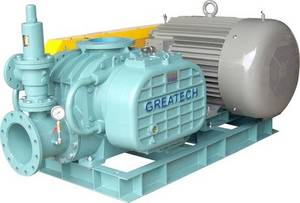Wholesale water pumps: Greatech Water Cooing Roots Blower and Vacuum Pump