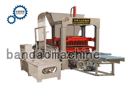 Sell semi-auto brick machine BDQT4-15C