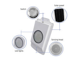 Wholesale Street Lights: 6W-120W Solar Street Light