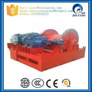 Wholesale used mobile crane: European Winch 30ton Used for Mobile Crane Gantry Crane