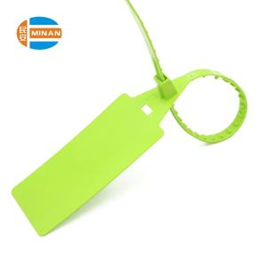 Wholesale security lock: MA - PS 6035 Airway Security Disposable Tamper Proof Airport Security Self Locking Plastic Seal