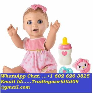 Wholesale express: Luvabella - Responsive Baby Doll with Realistic Expressions and Movement