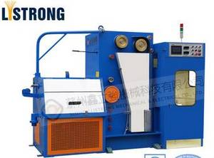 Wholesale fine wire drawing machine: Fine Wire Drawing Machine with Continuous Annealing