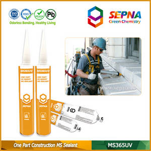 Wholesale silicone sealant: One Component Polyurethane Silicone Sealant MS Sealant for Construction