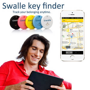 Wholesale for iphone4&4s: Smart Security Bluetooth Key Finder Bluetooth 4.0 Anti Lost Alarm Bluetooth Losing Alarmer