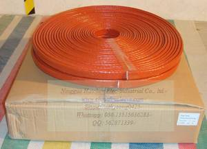 Wholesale fire sleeve: Fire Sleeve for Steel Plant