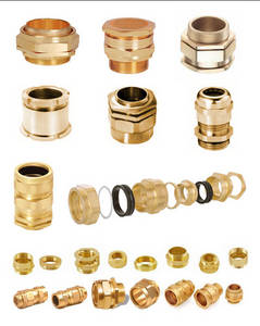 Wholesale brass cable gland: Brass BW Cable Gland