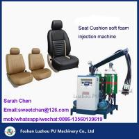 Bicycle/Motorcycle/Seat Cushion Chair Back Rest Foam PU Turntable Production Line