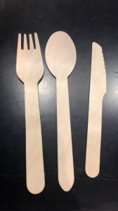 Wholesale disposable wooden spoon: DISPOSABLE Wooden SPOON