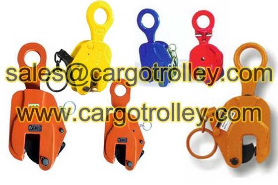 Sell Industrial Lifting Clamps for Steel Plates Beams