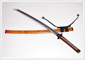 Wholesale korean traditional: Korean Traditional Sword: Lonely Silver Pine
