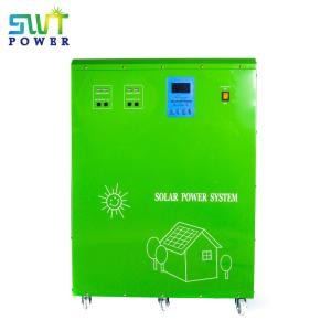 Wholesale solar power generator: Solar Multifunctional Portable All in One Solar Power Generator Camping Rechargeable Portable Solar