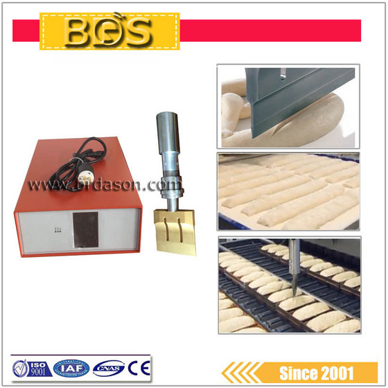 Bread Dough Ultrasonic Cutting Machine
