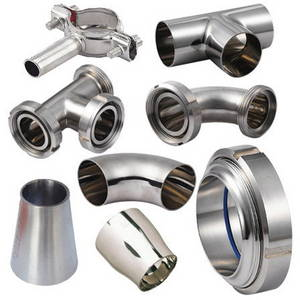 Wholesale sanitary fitting: Sanitary Pipe-fittings