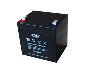 Wholesale hobby game: 12V4.5Ah SLA Battery for Home Alarm Security System