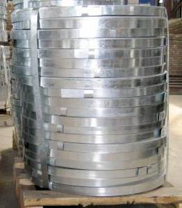 Wholesale Steel Strips: Zinc Steel Strap/Steel Strip