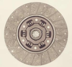 Wholesale truck part: FOTON Truck Spare Parts-Clutch DISC-1106916100004