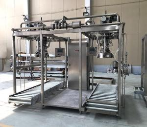 Wholesale bib packaging machine: Aseptic Filling Machine for Concentrate