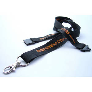 Wholesale Promotional Gifts: Polyester Lanyard