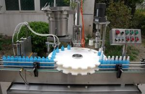 Wholesale ptfe conveyor belt: Automatic Spray Bottle Filling Capping Machine Perfume Bottle Filling Spray Capping Machine