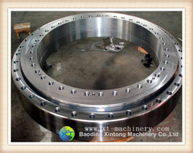 Sell Flange,Professional forging  With Machining in CNC