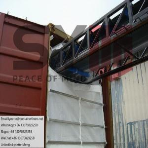Wholesale pp woven: Customized Container Liner with PP Woven and PE Film