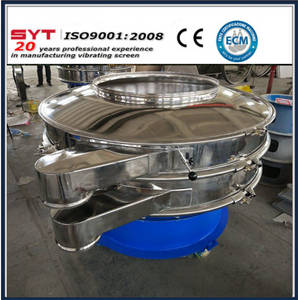 Wholesale circular screen: Circular Rotary Vibrating Screen