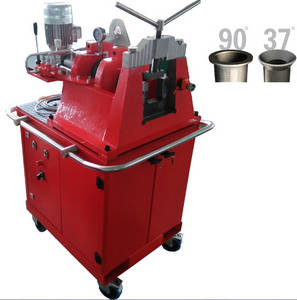 Wholesale flanged connection: BUTZ Tube End Flaring Machine for Flare Flange Connections, Working Range Up To 170mm