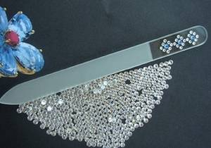 Wholesale Manicure & Pedicure Supplies: Crystal Glass Nail File