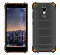 China Cheapest 5.5 Inch Smart Phone 4G LTE Rugged Phone Android 8.1 4+64