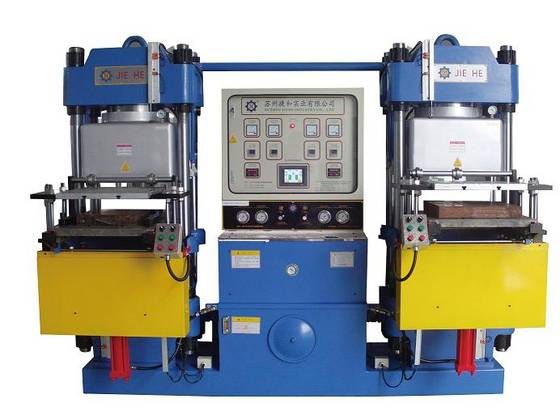 Sell Rubber vacuum hydraulic machine