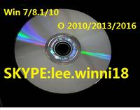 China 100% Online Activation Win 7/ Win 8.1/ Win 10 Pro/Home OEM and Retail Key