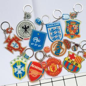 Wholesale screen golf: Factory Direct Price Sporting Club Brand Logo Acrylic Keychain