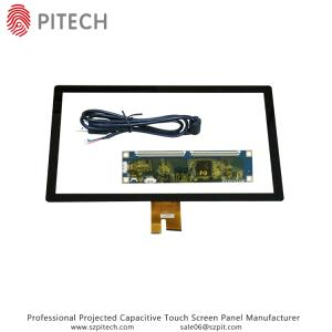Wholesale touch screen pc: USB Interface 15.6 Capacitive Touch Screen Panel