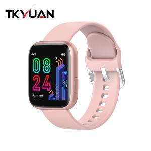 Wholesale men watches: Women Men OEM Smart Watch 1.4 IPS Full Screen Touch Heart Rate Monitor Fitness Tracker Smartwatch