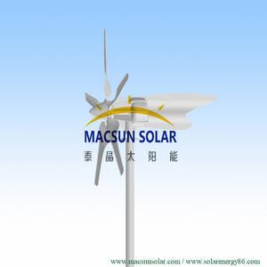 Wholesale wind turbine: Macsun Solar 400W Horizontal Wind Turbines